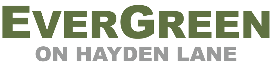 Evergreen on Hayden Lane Logo